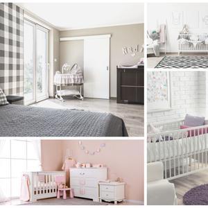 Kącik dla niemowlaka: jak urządzić kącik dla dziecka w pokoju?