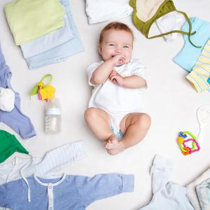 Rozmiary niemowlęce - tabela rozmiarów