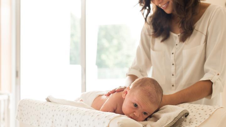 Kiedy powstają pieluszkowe odparzenia skóry ?