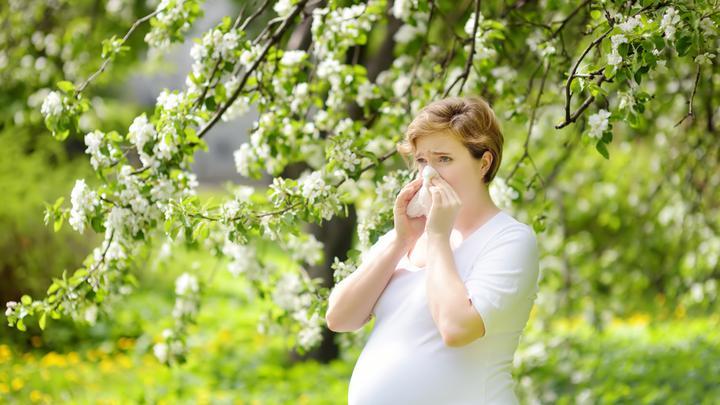 Alergia w ciąży – jak się z nią uporać?