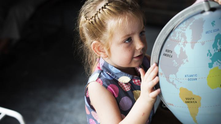 Nauka o Ziemi – co powinny wiedzieć o niej dzieci do 6 roku życia?