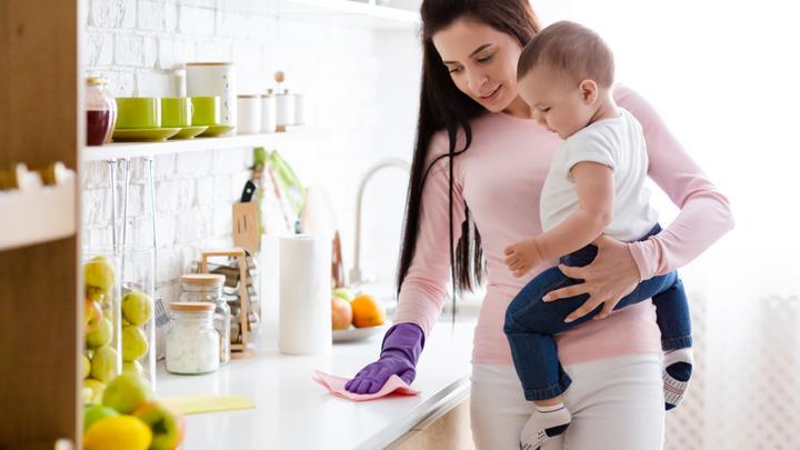 Młoda mama – jak znaleźć czas dla siebie mając małe dziecko?