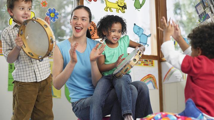 Muzykoterapia dla dzieci- wspomaganie rozwoju poprzez muzykę