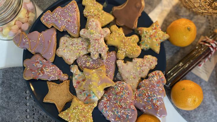 Pierniki świąteczne – prosty przepis na świąteczne ciasteczka