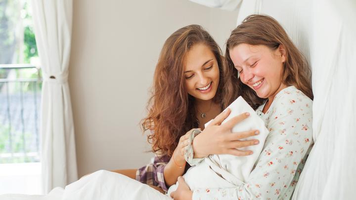 Połóg, czyli co może dziać się z twoim ciałem po porodzie