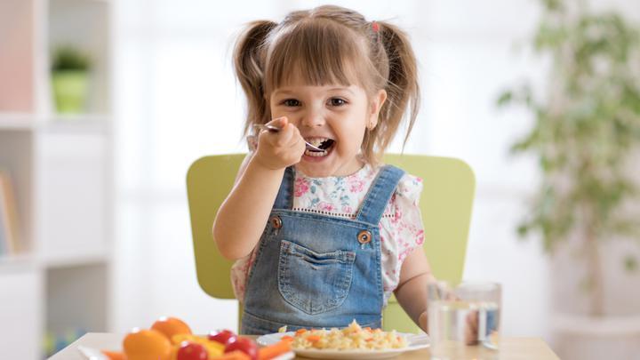 Przepisy dla dzieci - co może jeść dziecko?