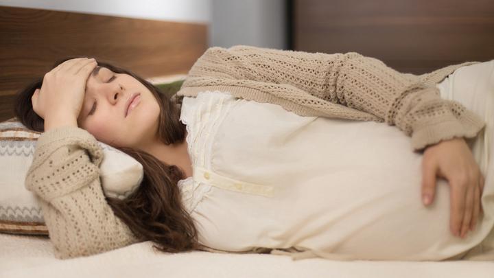 Przeziębienie w ciąży  - jak nie chorować?