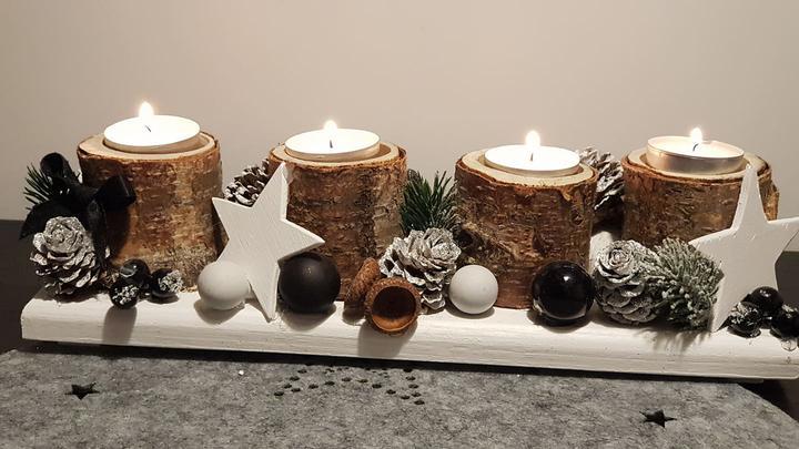 Wystrój domu na święta, czyli jak przygotować mieszkanie na Boże Narodzenie