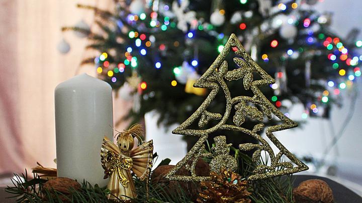 Świąteczny stroik na wigilijny stół – Zrób to sam